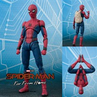 S.H Figuarts Spider Man Far From Home Bandai